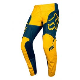 Fox 180 Prizm MX Pants-Yellow Navy