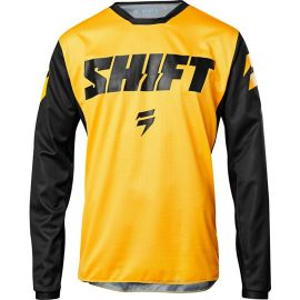 Shift Mx Young WHIT3 Label Ninety Seven Yellow-L
