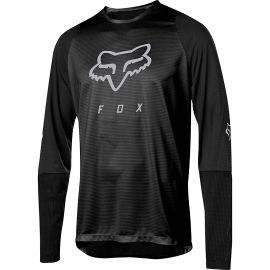 Defend Long Sleeve Fox Head Jersey