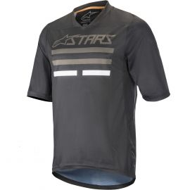 Alpinestars Mesa V2 Short Sleeve Jersey (Bicycle)-Black
