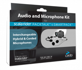 Cardo Audio Kit Packtalk
