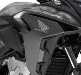 Cowling Right,  [Black-NH436] Honda CB500x
