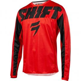 Shift Mx Young WHIT3 Label Ninety Seven Red-L